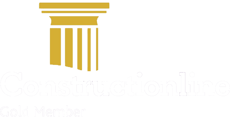 Constructionline gold accreditation image